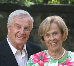 Peter and Jeanne Lougheed